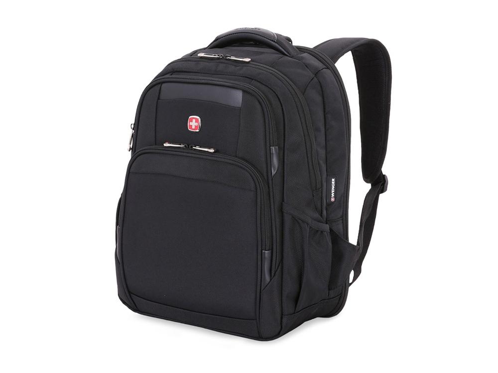 Рюкзак ScanSmart 26л с отделением для ноутбука 17''. Wenger, черный