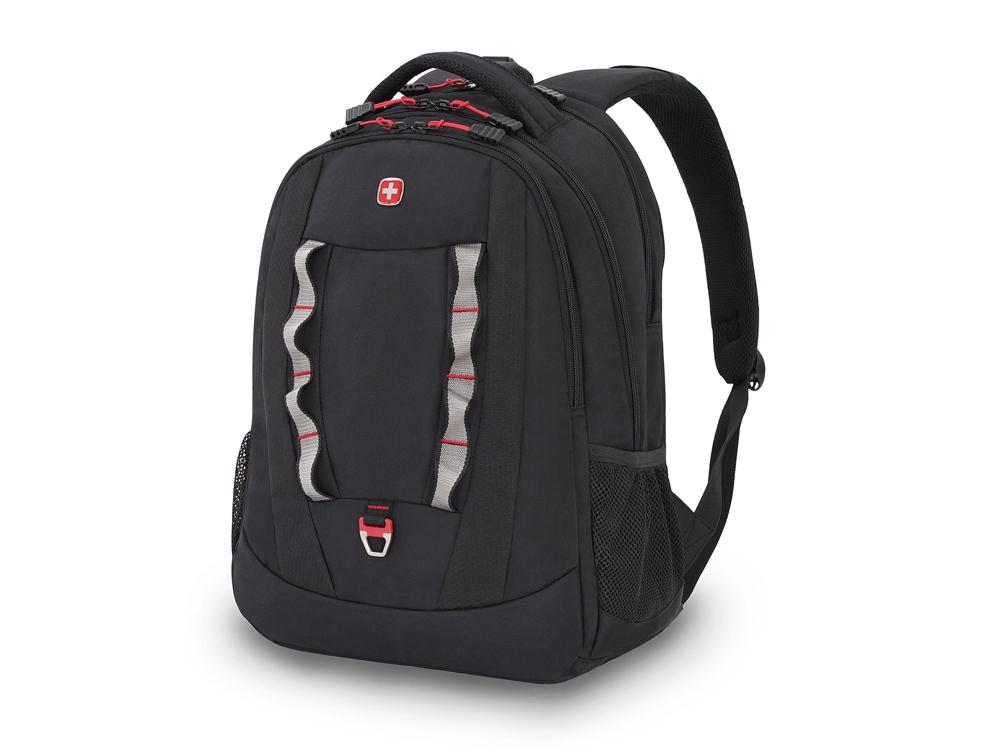 Рюкзак 30л с отделением для ноутбука 15''. Wenger, черный