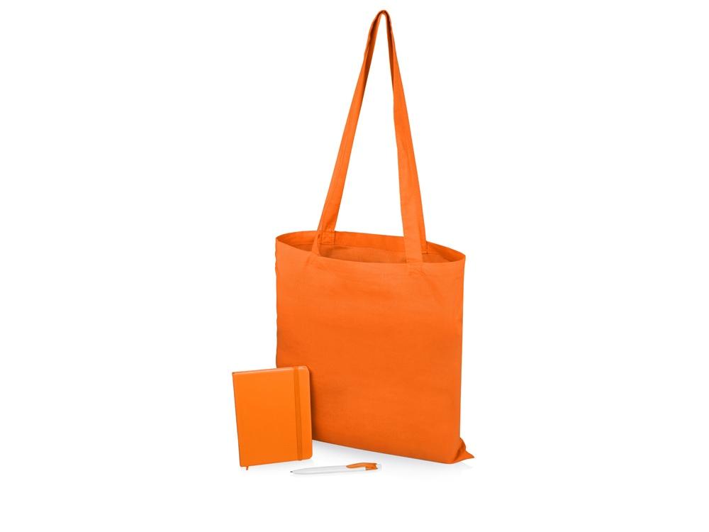 Подарочный набор «Session», оранжевый