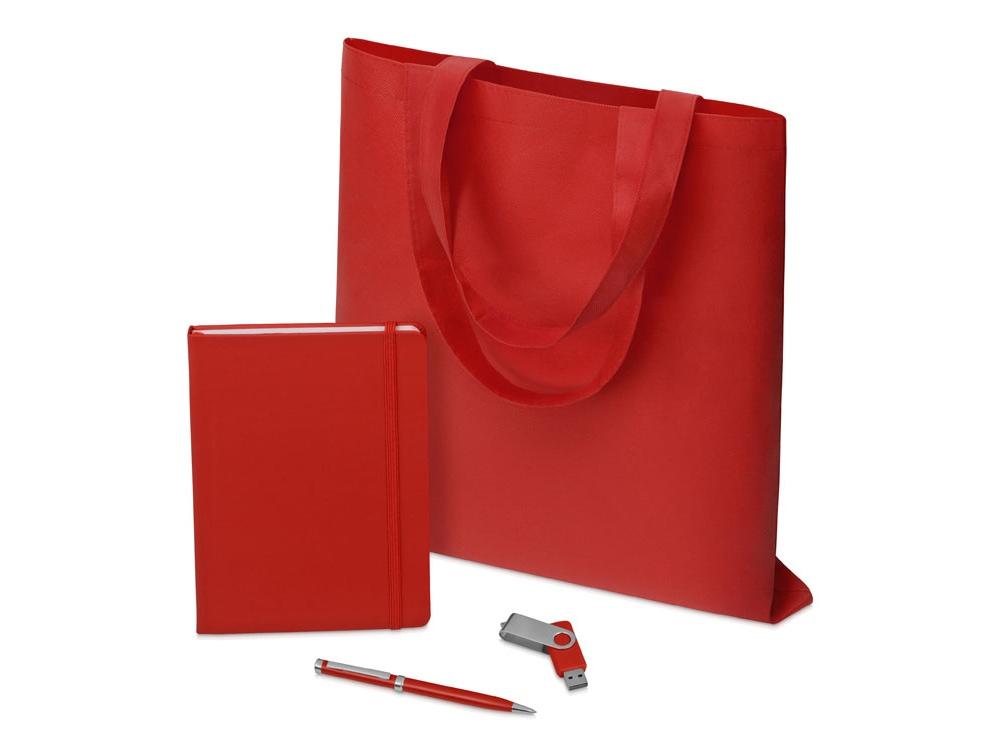 Подарочный набор «Guardar», красный