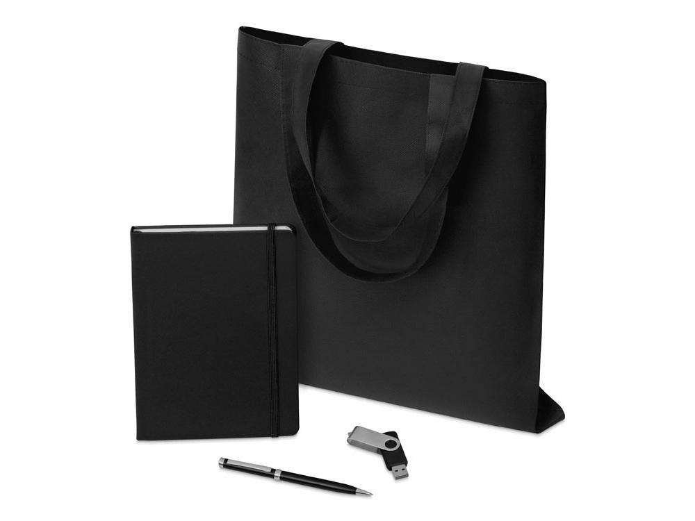 Подарочный набор «Guardar», черный