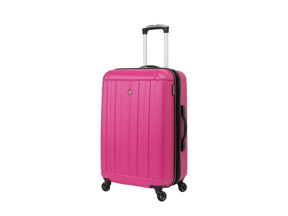 Чемодан USTER 62 л. Wenger, розовый