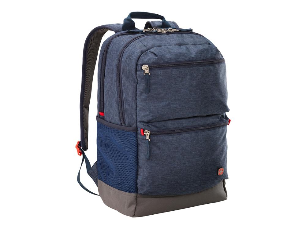 Рюкзак WENGER 22 л с отделением для ноутбука 16, синий
