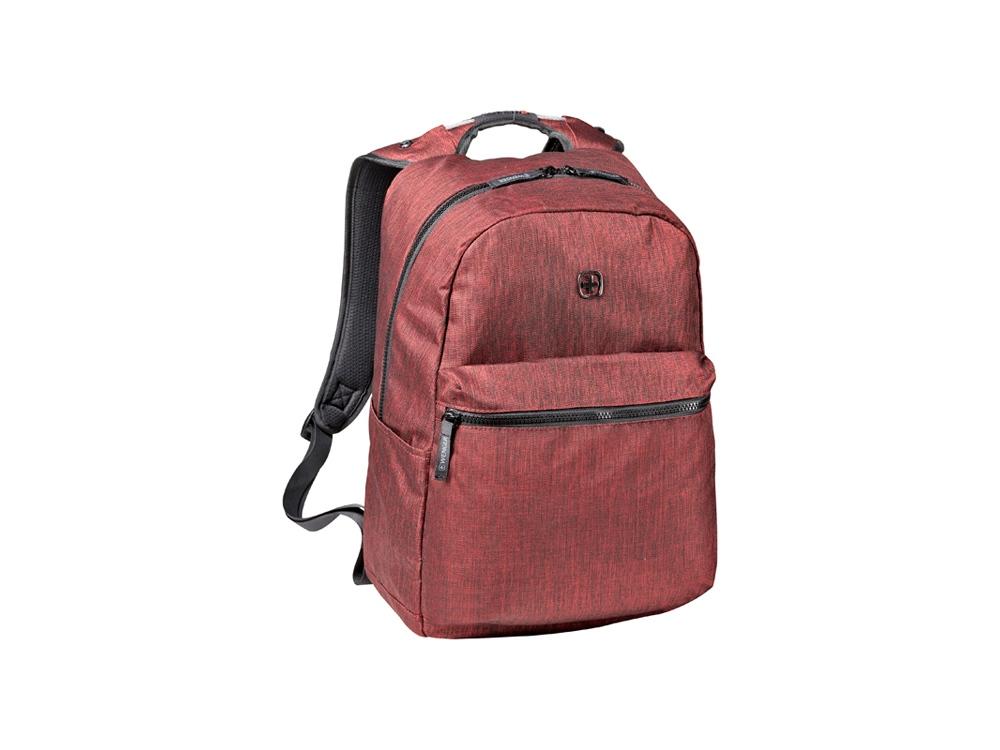 Рюкзак WENGER 22 л с отделением для ноутбука 14, бордовый