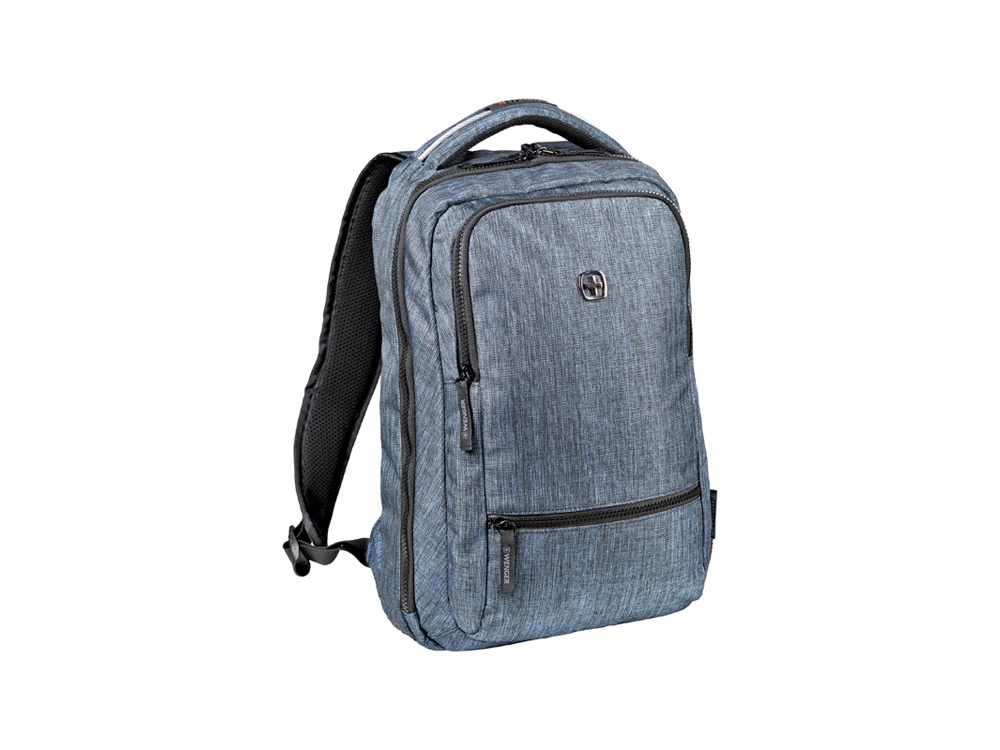 Рюкзак WENGER 14 л с отделением для ноутбука 14, синий