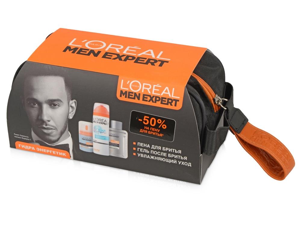 Набор «Men Expert»: пена д/бритья 200мл, гель п/бритья 100мл, уход д/лица 50мл. L'Oréal
