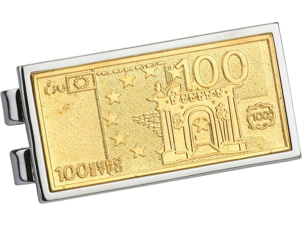 Зажим для денег «Сто евро» Diplomat