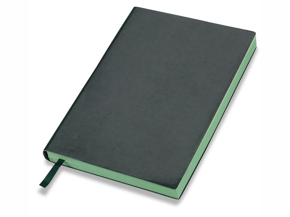 Ежедневник Soft Line, зеленый. Lettertone
