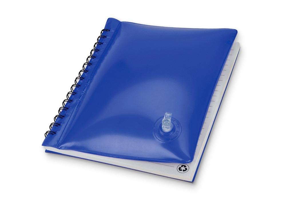 Блокнот А5 Малокен, синий