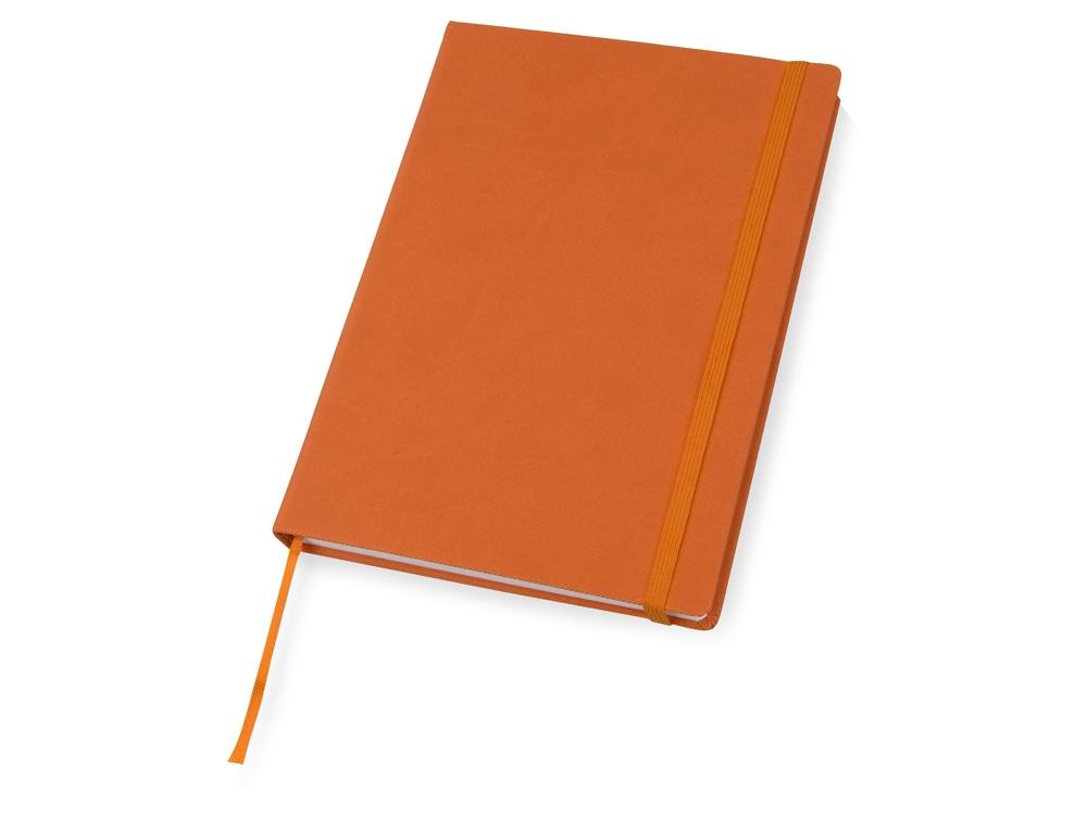 Ежедневник недатированный А5 Strap AR , оранжевый
