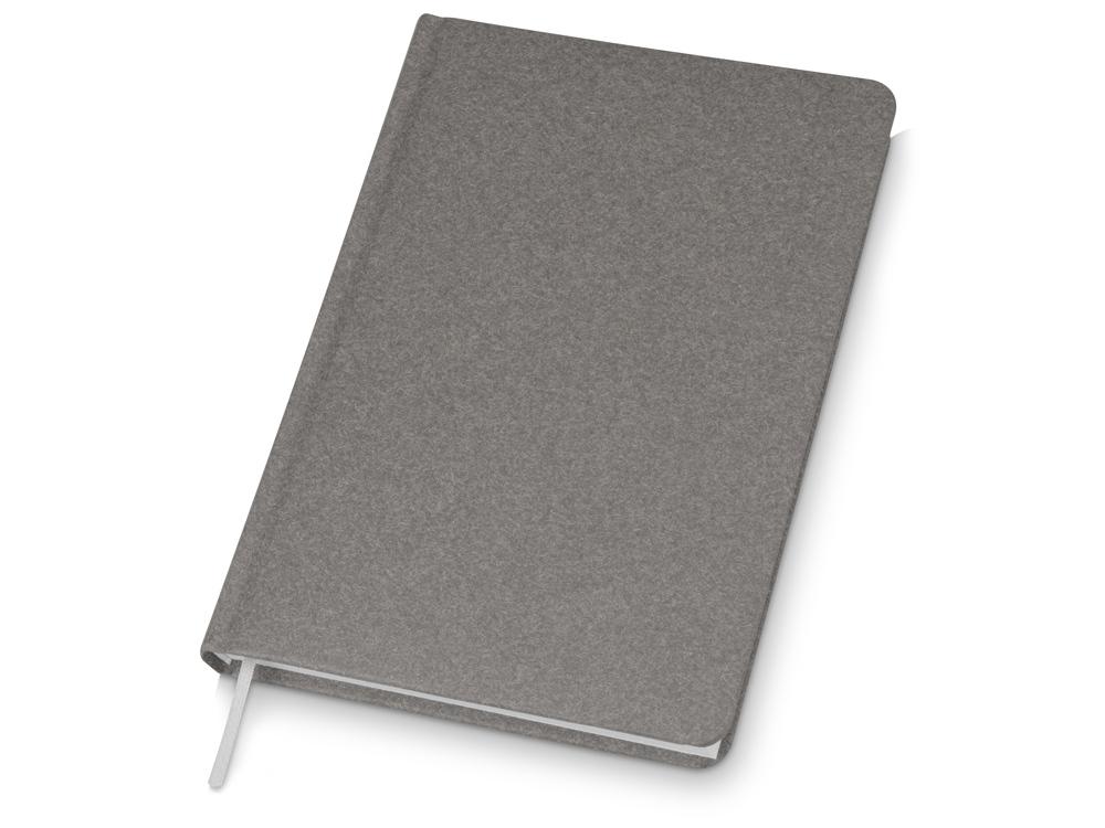 Ежедневник недатированный А5 Raw AR, светло-серый