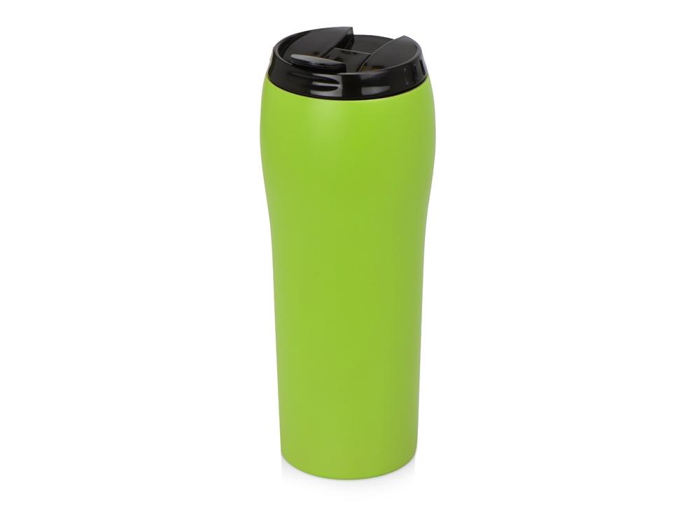 Термокружка Жокей 450мл, зеленый