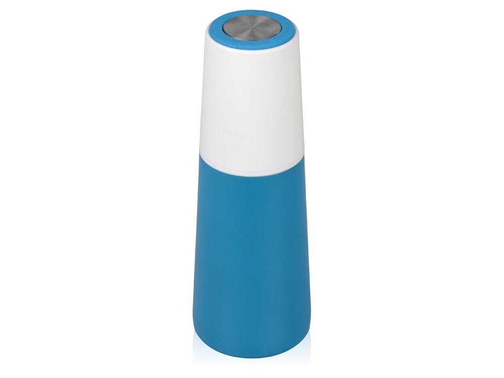 Термос Steddy 350мл, голубой