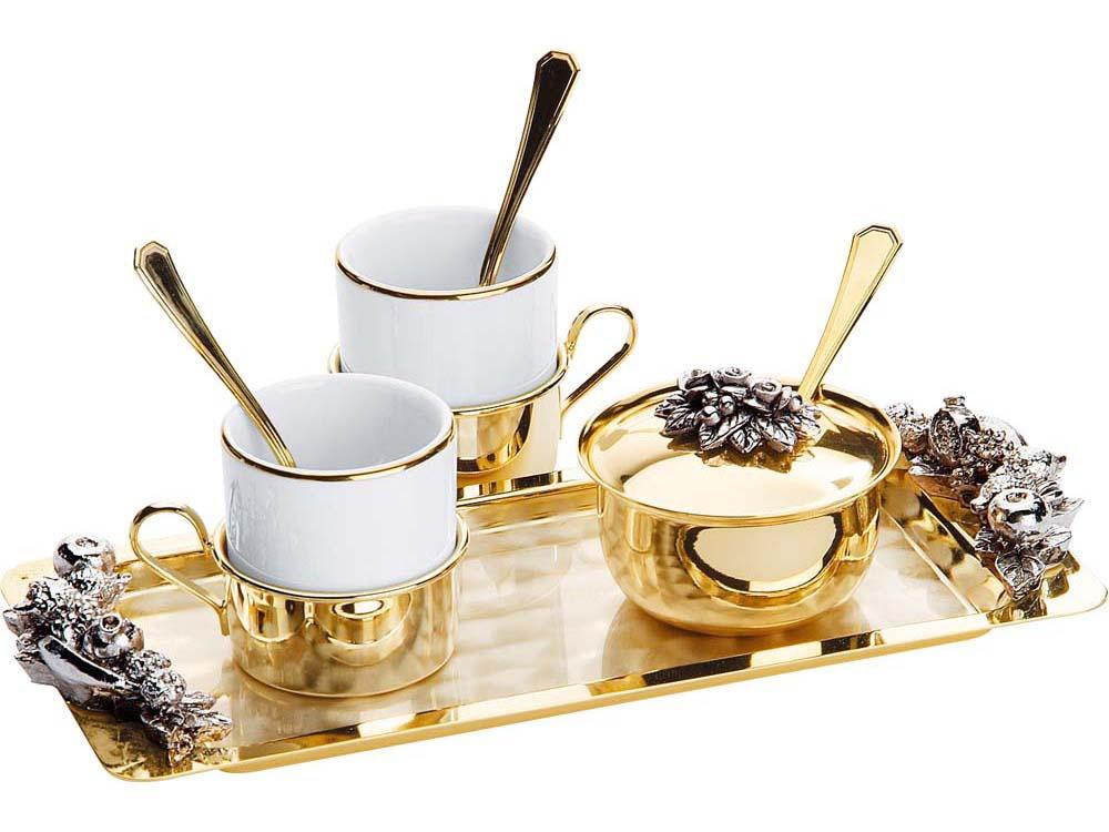 Кофейная пара «Завтрак Императора» Chinelli