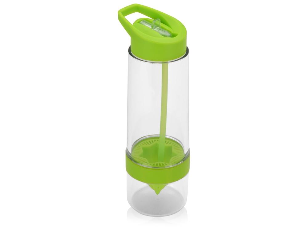 Бутылка для воды «Фреш», зеленое яблоко