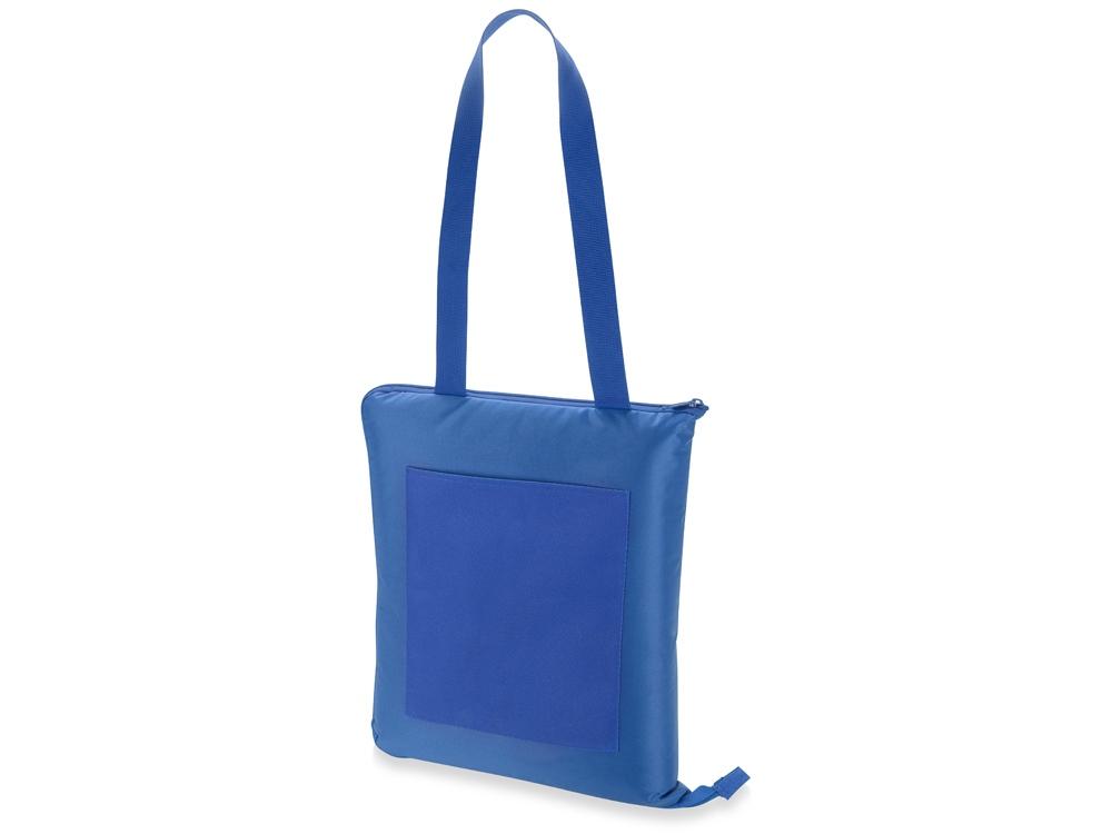 Плед «Лори», синий