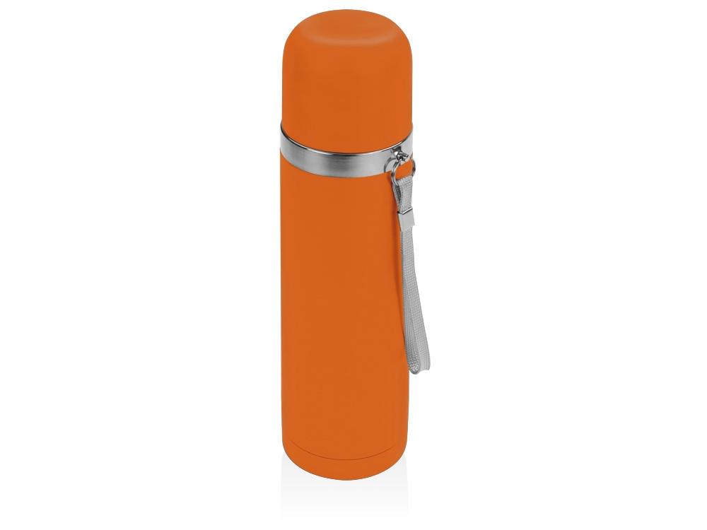 Термос Вояж 500мл, оранжевый