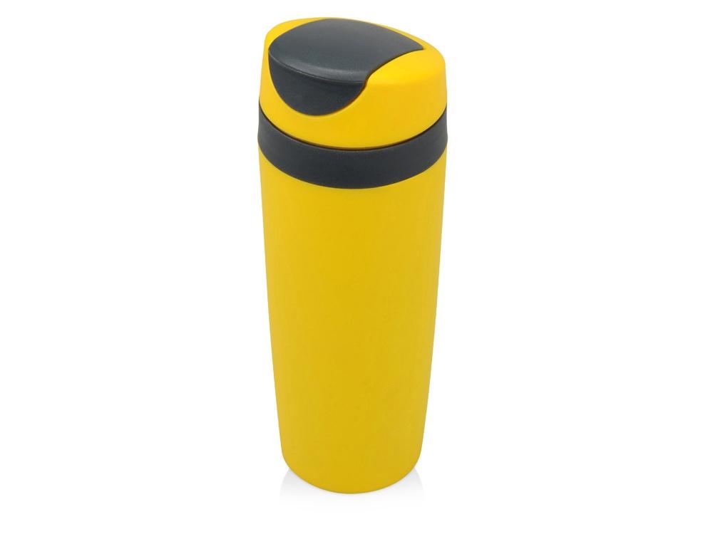 Термокружка Лайт 450мл, желтый