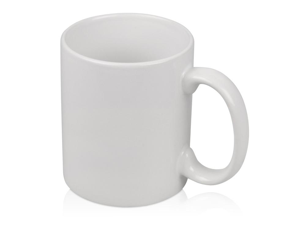 Кружка фарфоровая «Brunch», белый
