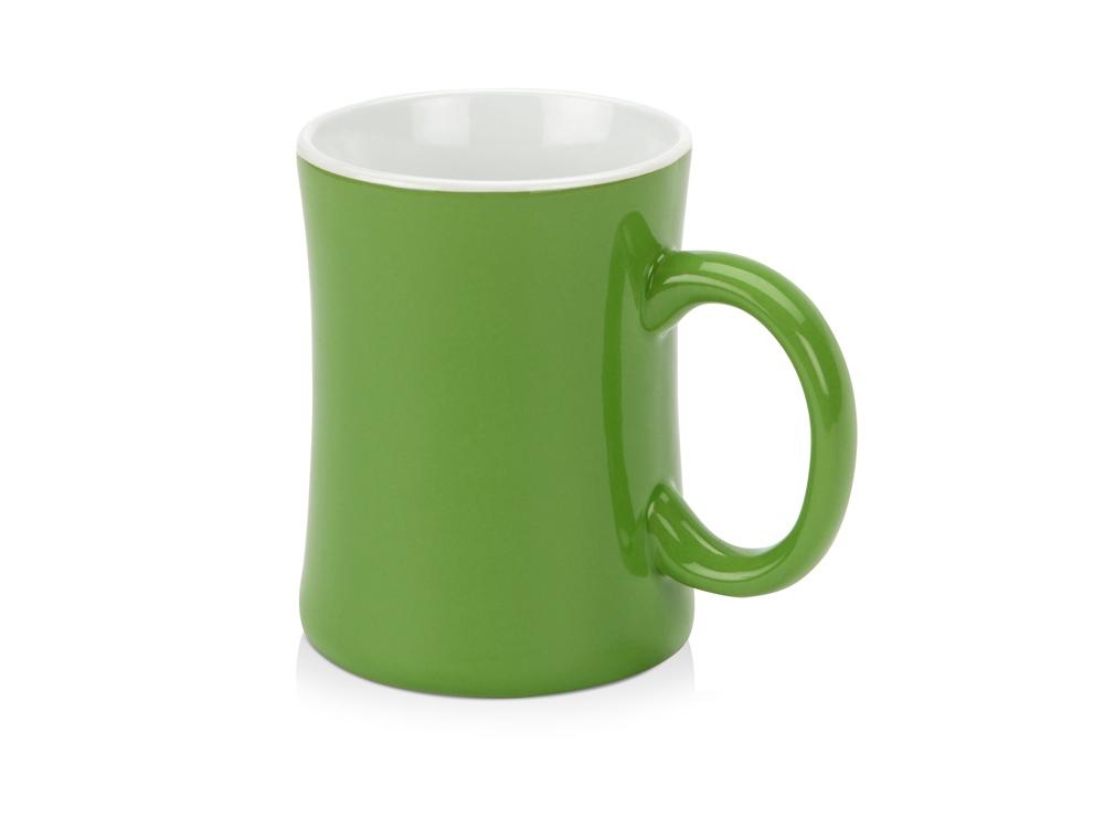 Кружка «Уэйко» 380мл, зеленый