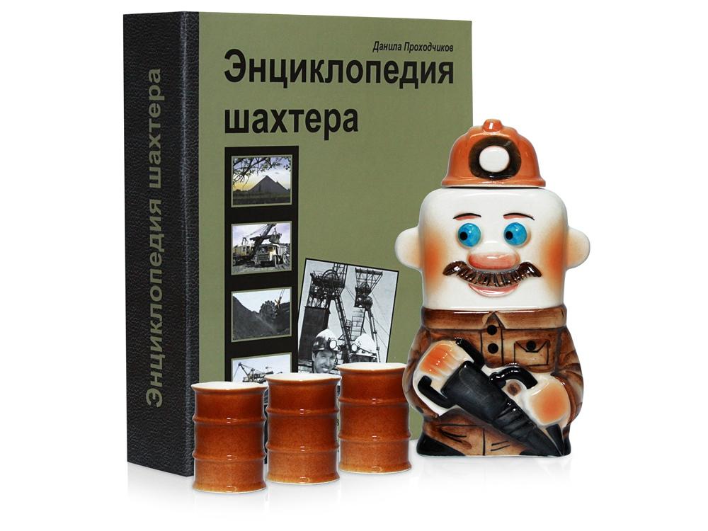 Набор Настольная книга шахтера