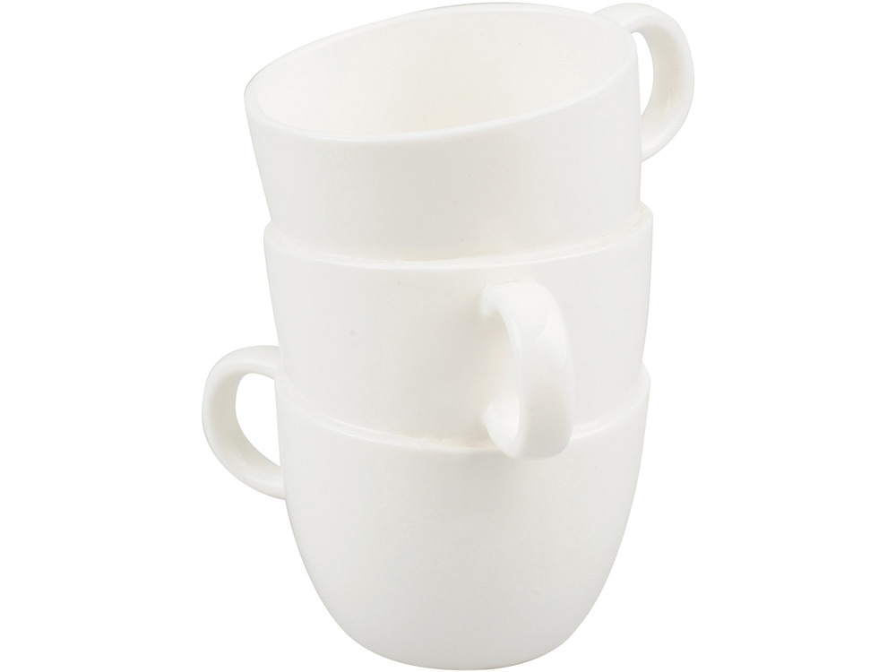 Кружка «Чай втроем» на 400 мл