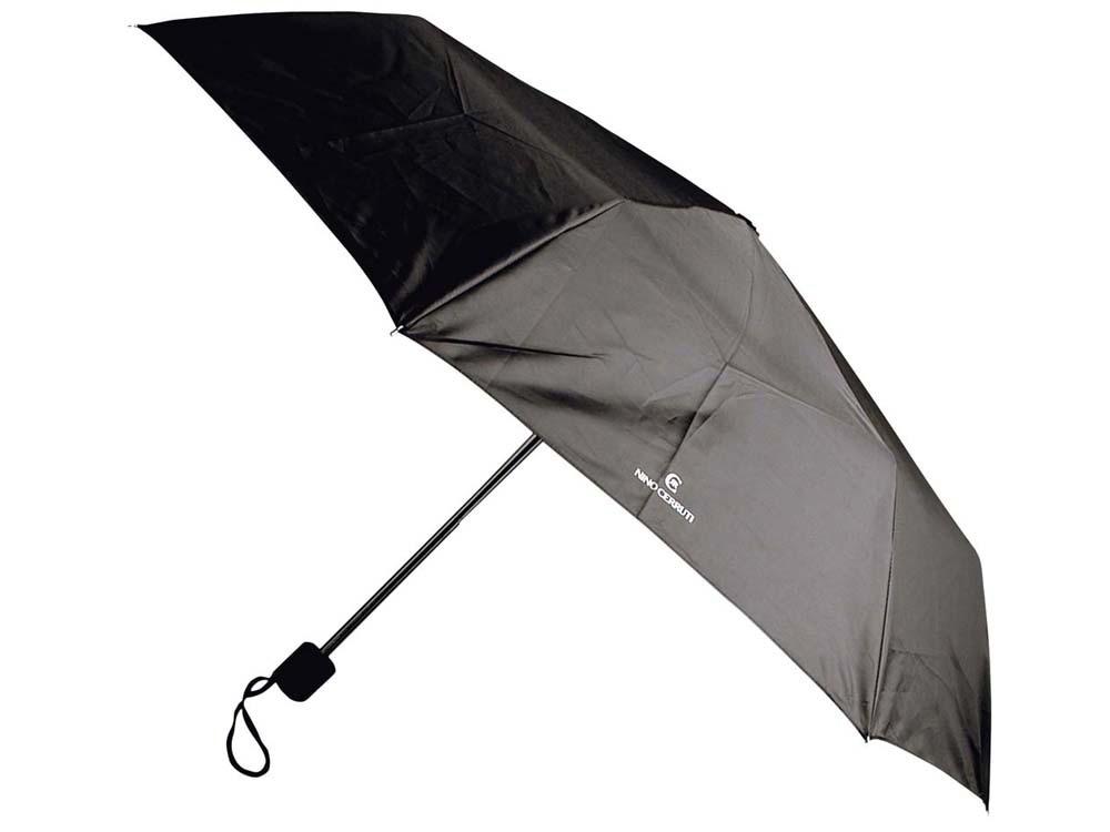 Складной зонт Cerruti 1881, черный