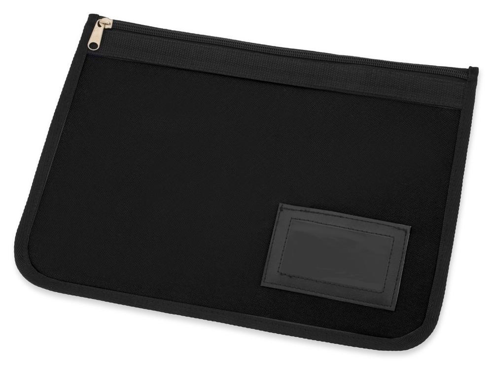 Папка для документов «Равенна», черный