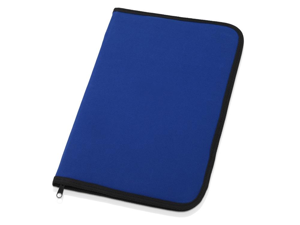 Папка для документов «Альба», синий