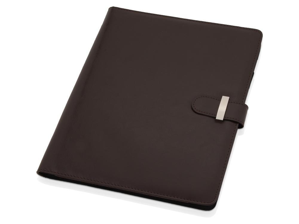 Папка для документов Сеналес, коричневый