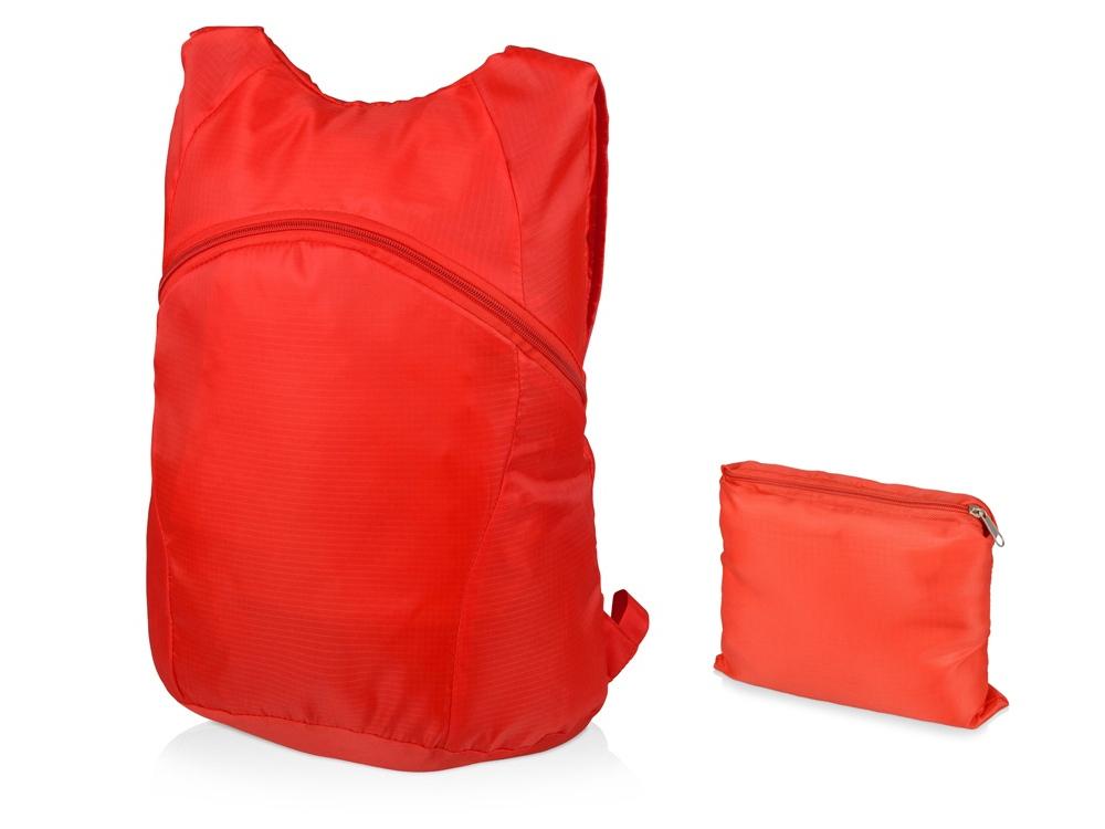 Рюкзак складной Compact, красный