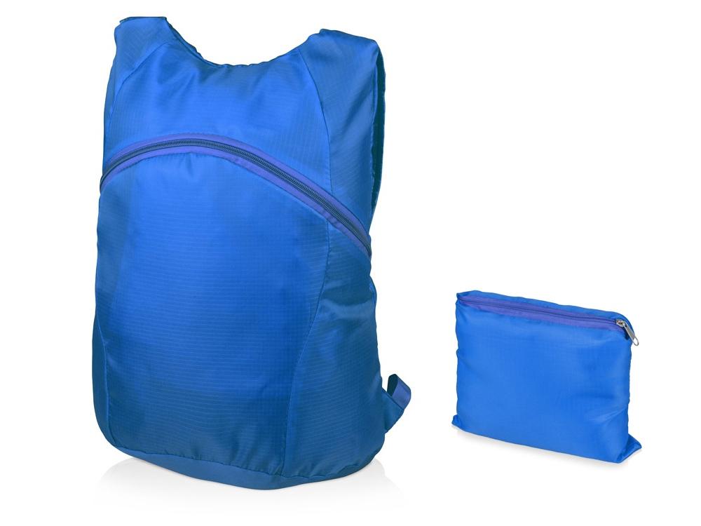 Рюкзак складной Compact, синий