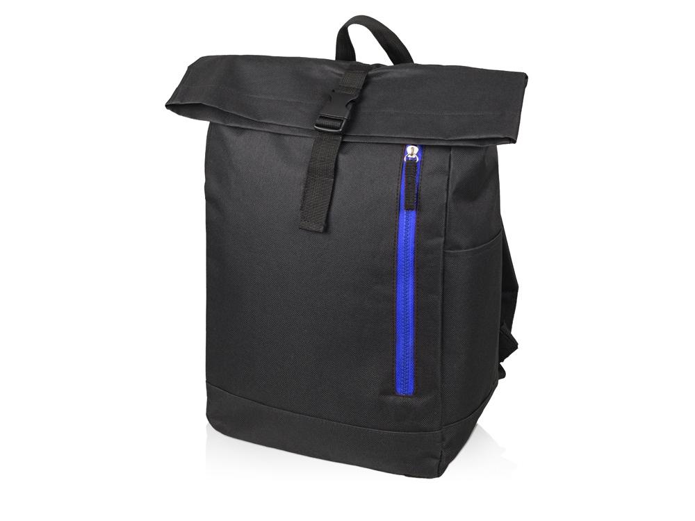Рюкзак-мешок Hisack, черный/синий