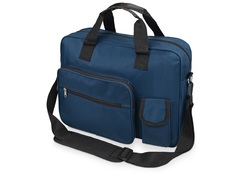 Сумка для ноутбука «Защита», темно-синий