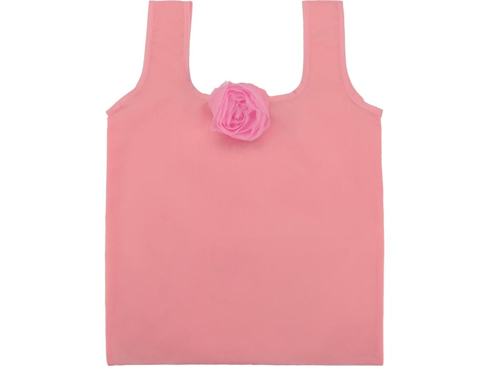 Сумка для шопинга Роза, розовый