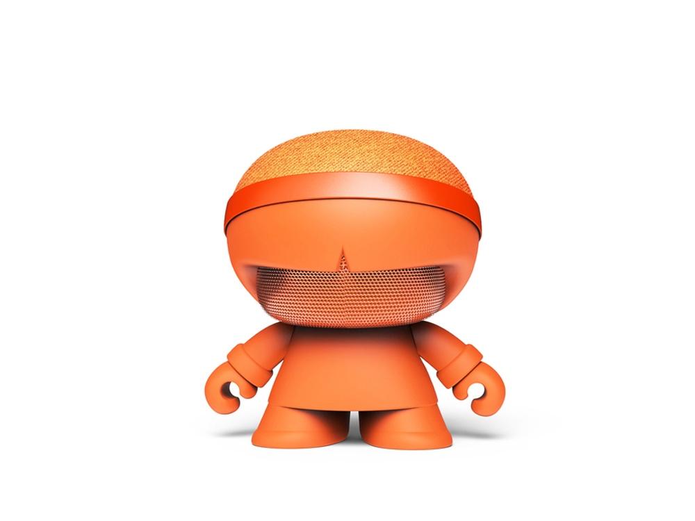 Портативная колонка X5 XOOPAR BOY STEREO, оранжевый