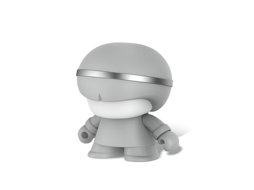 Портативный динамик Bluetooth XOOPAR mini XBOY, серый