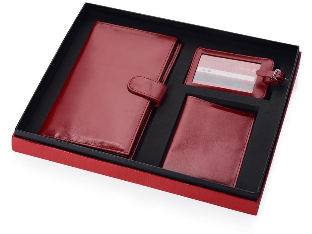 Подарочный набор Michael, красный
