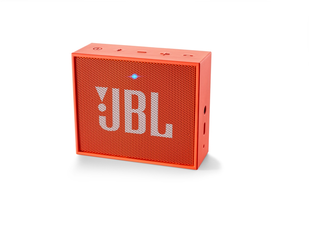 Портативный динамик «GO» с функцией Bluetooth®, JBL, JBLGOORG