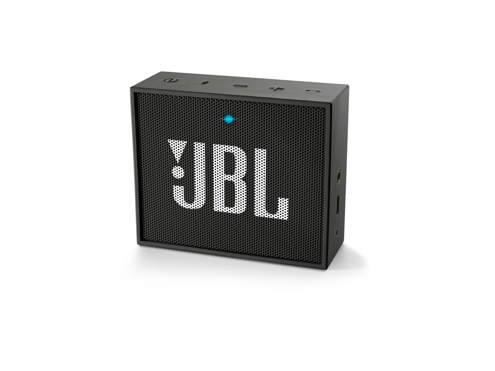 Портативный динамик «GO» с функцией Bluetooth®, JBL, JBLGOBLK