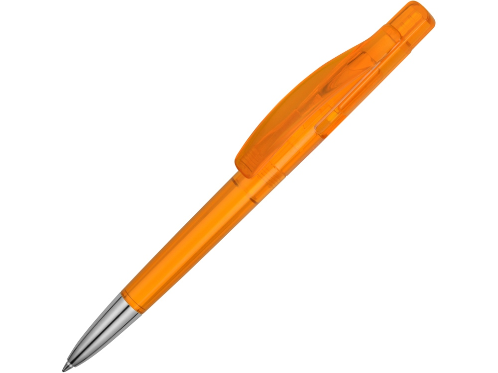 Ручка шариковая  DS2 PTC, оранжевый