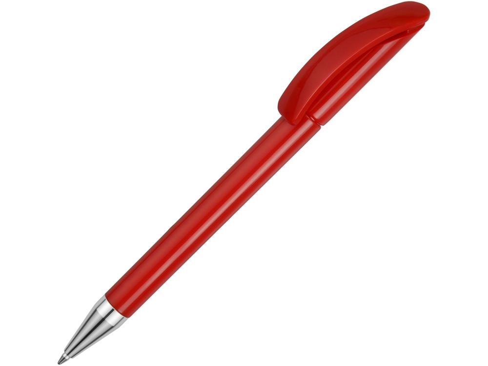 Ручка шариковая Prodir DS3 TPC, красный