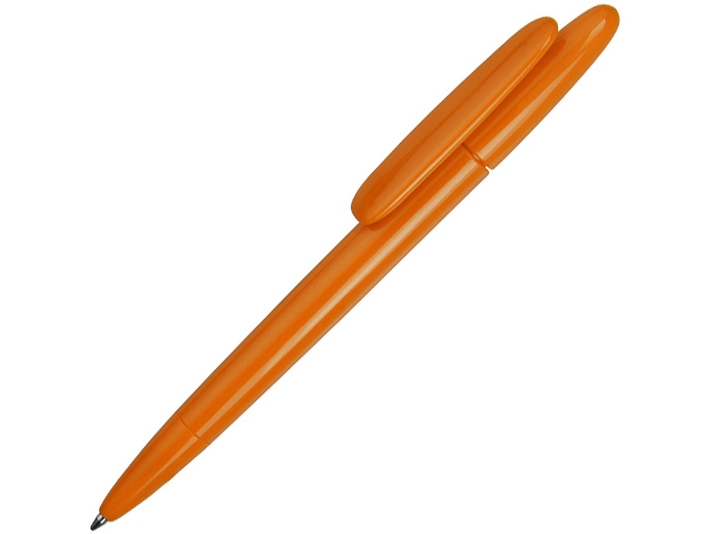 Ручка шариковая Prodir DS5 TPP, оранжевый