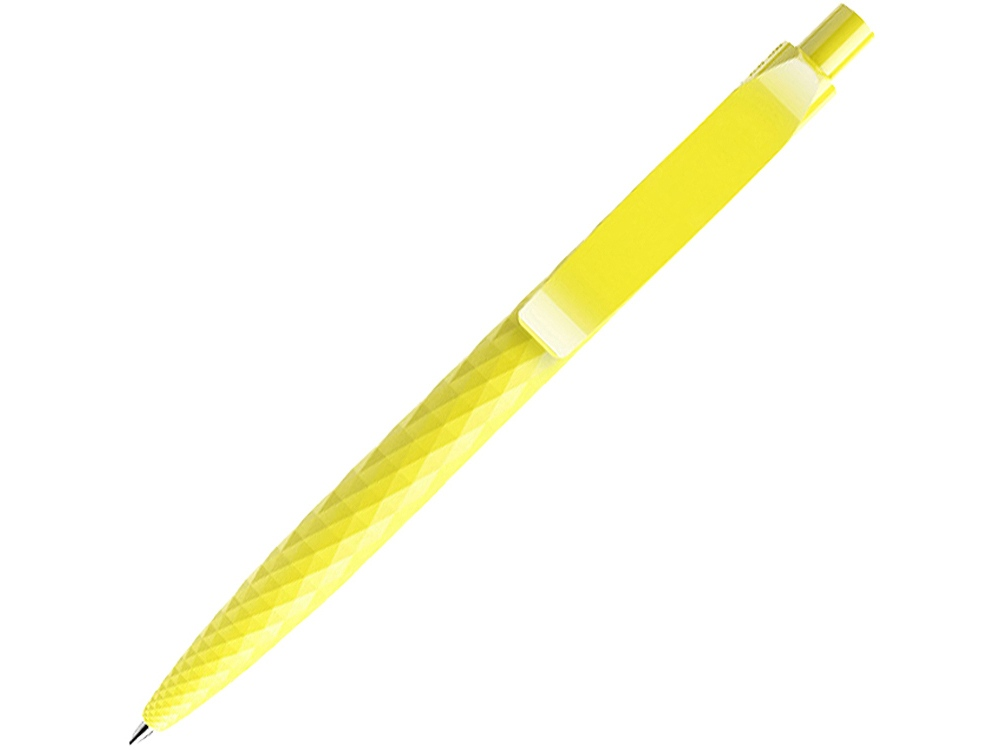 Ручка шариковая Prodir QS 01 PMP, желтый