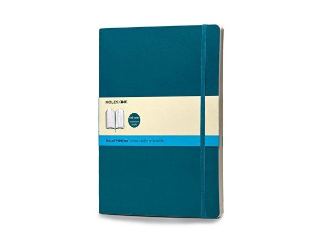 Записная книжка Classic Soft, ХLarge (в точку)