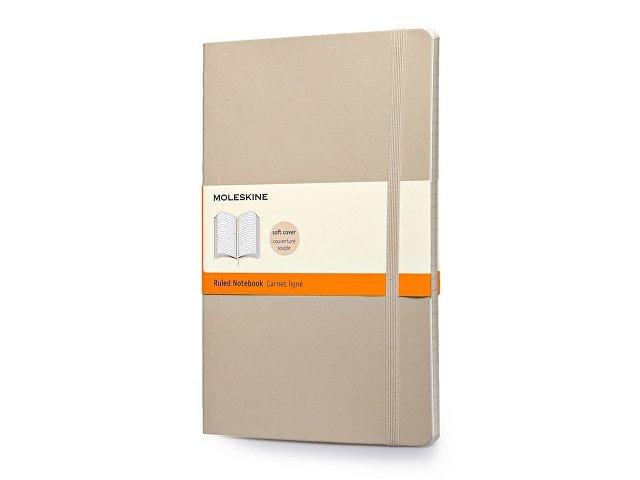 Записная книжка Classic Soft, Large (в линейку)