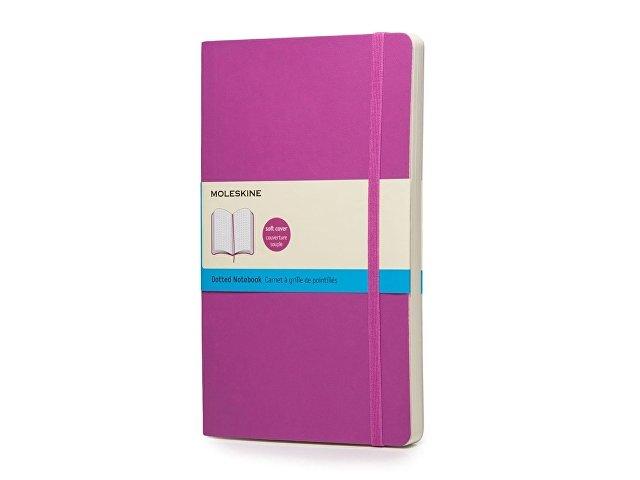 Записная книжка Classic Soft, Large (в точку)