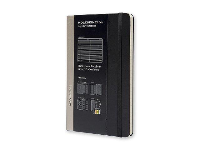 Записная книжка Professional, Large (в линейку)