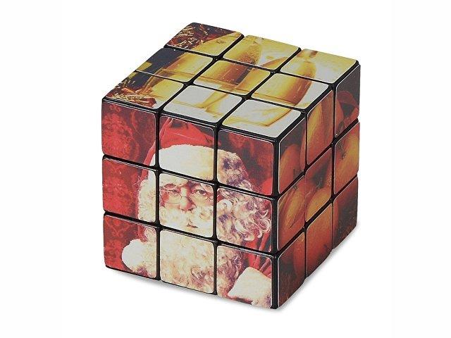 Кубик Рубика 3х3 Новогодний