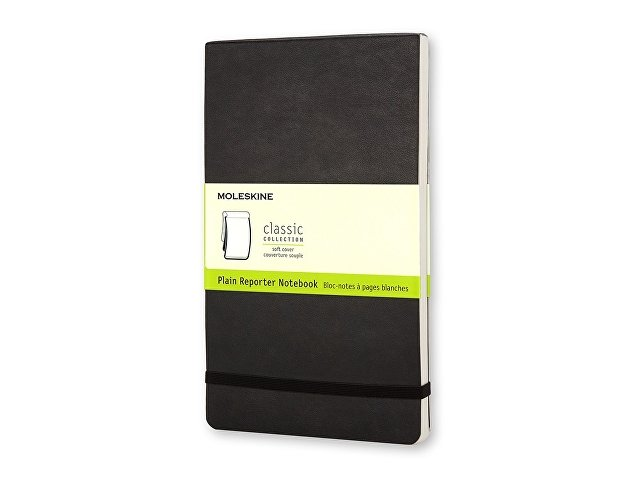 Записная книжка Reporter Soft, Pocket (нелинованный)